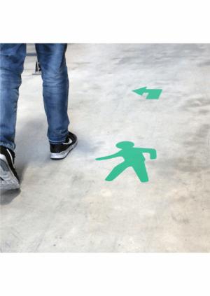 Podlahové symboly - PermaLean
