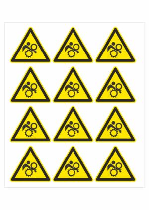 Výstražné minisymboly