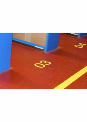 Podlahové čísla - PermaLean