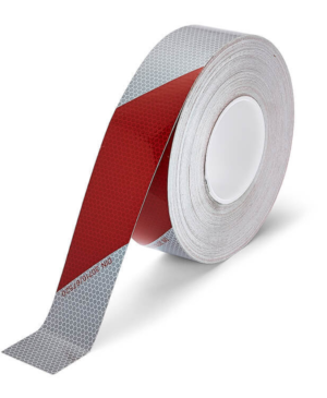Reflexní páska s vysokou intenzitou